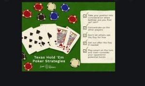 teksas poker oyunu nedir